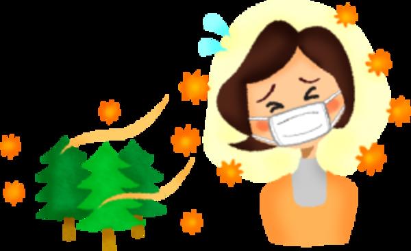 食べ物で花粉症対策!!